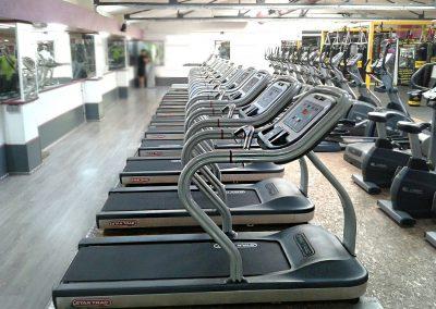 Cintas de correr gimnasio Santa Coloma