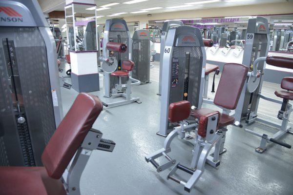 Fitness Gimnasio Santa Coloma
